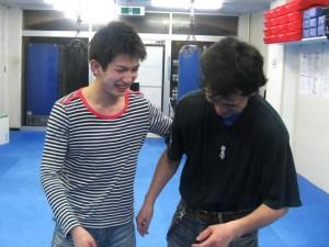 山本君と松田さん