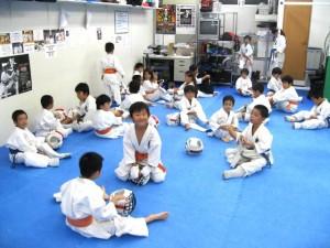少年初級クラス