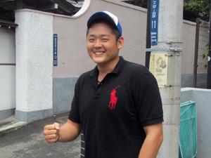 荒田昇毅選手